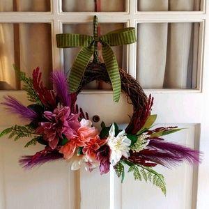 Handmade Door Wreath